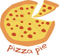 Pizza Pie print art