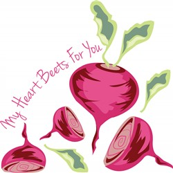 Beets For You print art