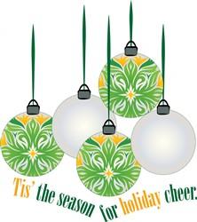 Holiday Cheer print art