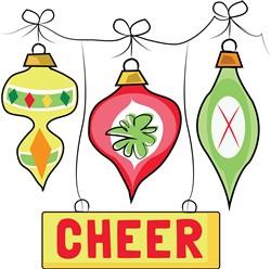 Christmas Cheer print art