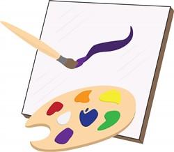 Painting Art print art