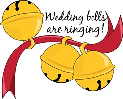 Wedding Bells print art