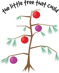 Little Tree print art