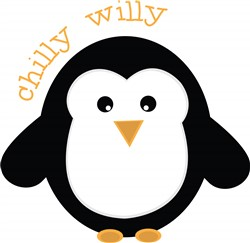 Chilly Willy print art