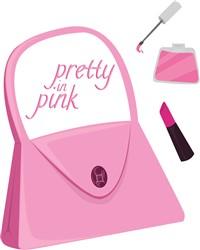 Pretty In Pink print art
