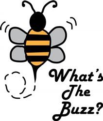 The Buzz print art