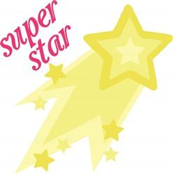 Super Star print art