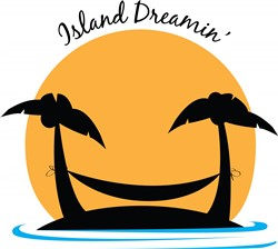 Island Dreamin print art