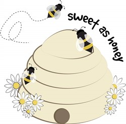 Sweet As Honey print art