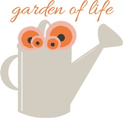 Garden Of Life print art