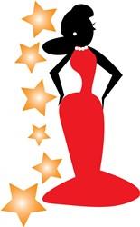 Fashion Star print art