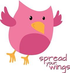 Spread Wings print art