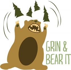Bear It print art