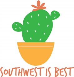 Southwest Is Best print art