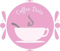 Coffee Date print art