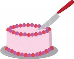 Cut The Cake print art