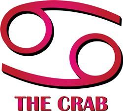 The Crab print art