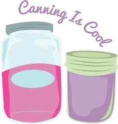 Canning Is Cool print art