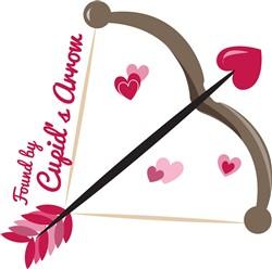Cupids Arrow print art