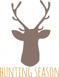 Hunting Season print art