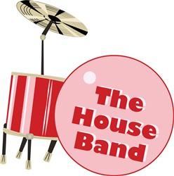 House Band print art