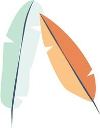 Bird Feathers print art