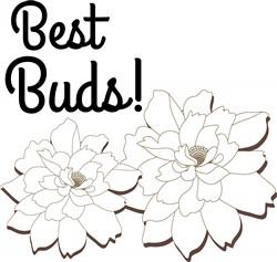 Best Buds print art