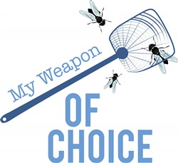 Fly Weapon print art