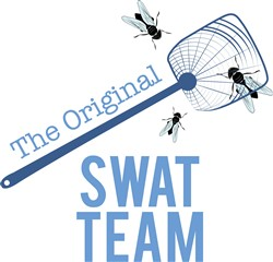 Swat Team print art