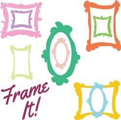Frame It! print art