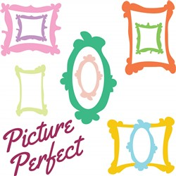 Picture Perfect print art