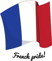 French Pride print art