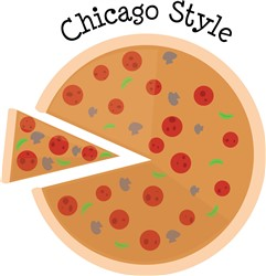 Chicago Style print art