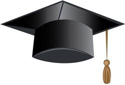 Graduation Cap print art