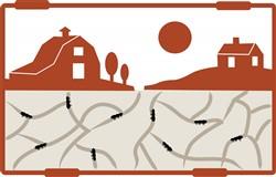 Ant Farm print art