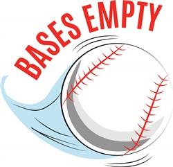 Bases Empty print art