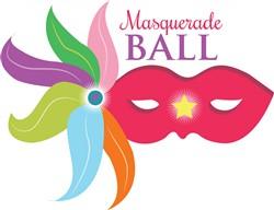 Masquerade Ball print art