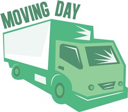 Moving Day print art