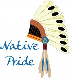 Native Pride print art