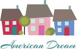 American Dream print art