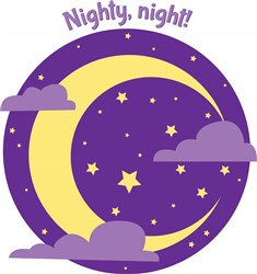 Nighty Night print art