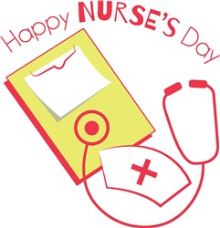 Nurses Day print art