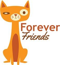 Forever Friends print art