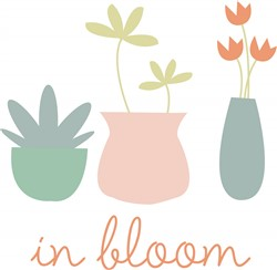 In Bloom print art