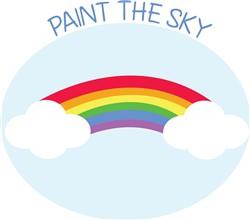 Paint The Sky print art