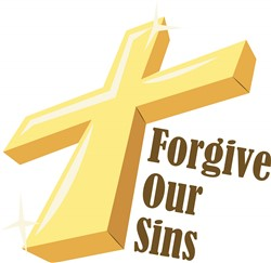 Forgive Our Sins print art