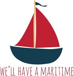 Have A Maritime print art