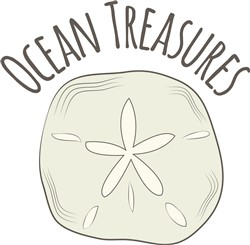 Ocean Treasures print art