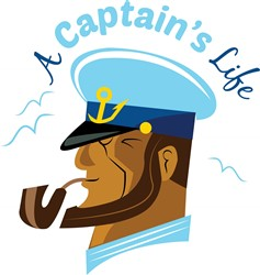 Captains Life print art