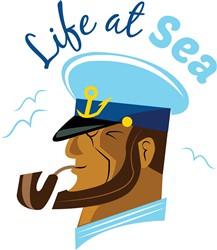 Life At Sea print art